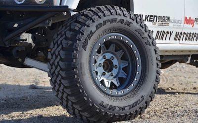 Jeep Wrangler 2019 tem Pneu Falken Mud como Opcional de Fabrica