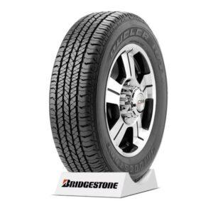 Pneu 255 65 R17 Bridgestone Dueler H/T 684 Curitiba