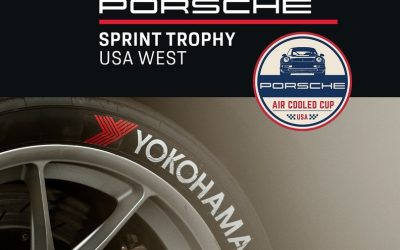 Yokohama firma Parceria com a Porsche North America
